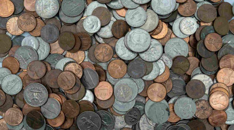 kleingeld muntjes